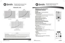 A.O. Smith ATO-340H-P Technical Documents