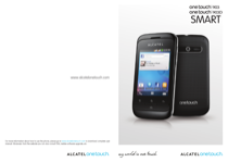 Alcatel OneTouch ONE TOUCH 903/903D Owner's Manual