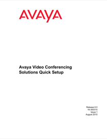 Avaya 16-300310 Owner's Manual