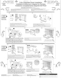Bosch SHVM78W53N Installation Instructions