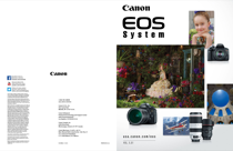 Canon CN-E15.5-47mm T2.8 L SP System Brochure
