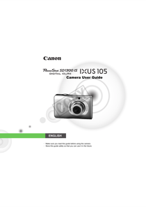canon ixus 105 user s manual free pdf download 148 pages rh manualagent com canon ixus 105 instruction manual download Canon Digital IXUS