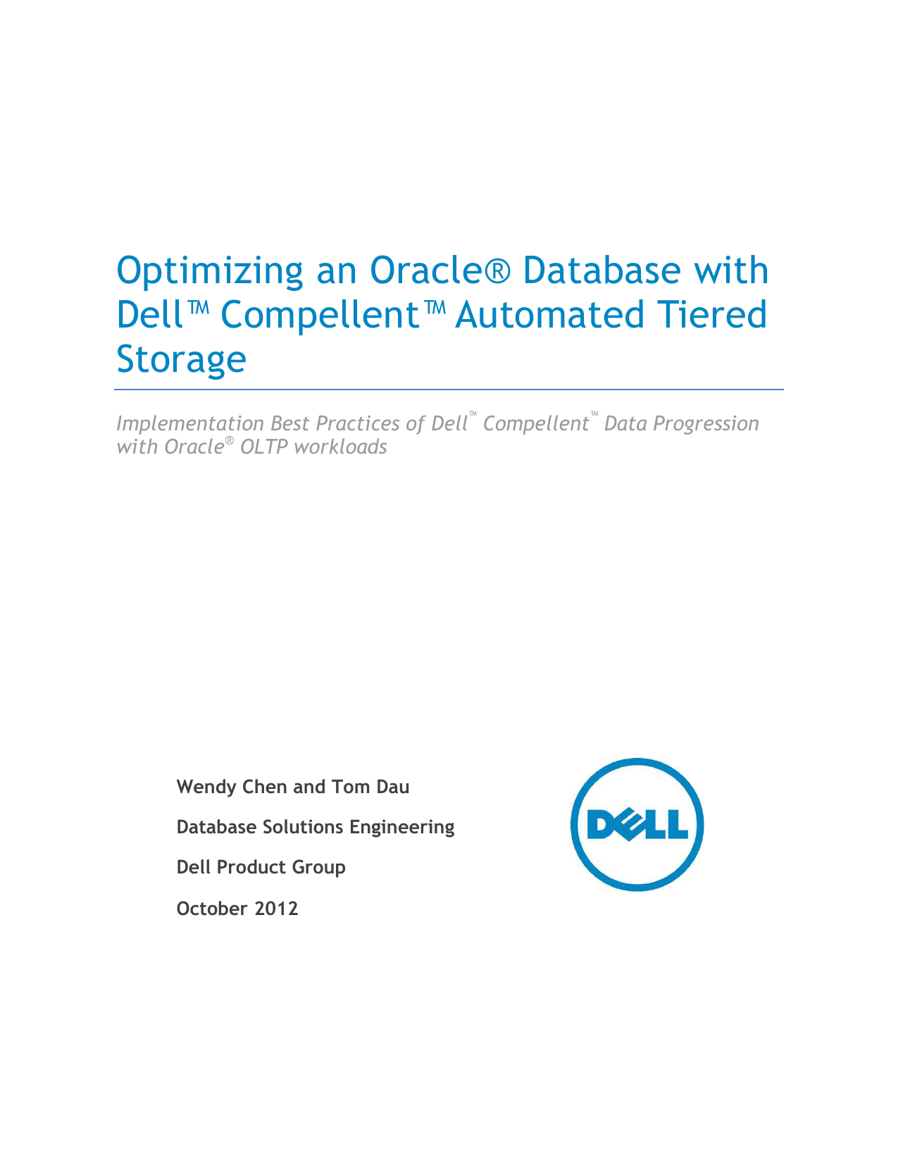 Dell Compellent SC8000 Controller Troubleshooting - Free PDF