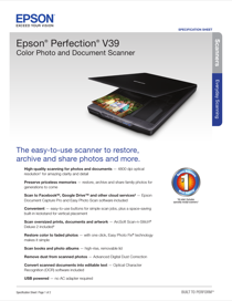 epson scanner manual how to and user guide instructions u2022 rh taxibermuda co epson perfection v500 photo scanner instruction manual epson perfection v500 photo scanner instruction manual