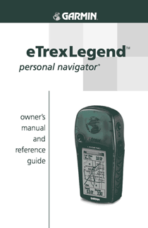 garmin etrex legend user s manual free pdf download 68 pages rh manualagent com garmin etrex 20x user manual garmin etrex 30 user manual