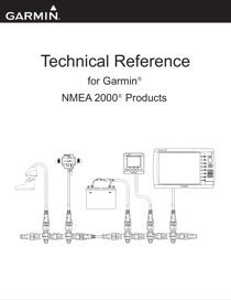 Garmin GND 10 Black Box Bridge Technical Reference Guide
