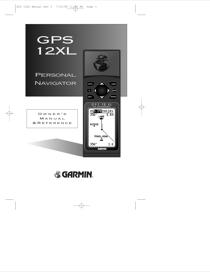 garmin gps 12xl owner s manual free pdf download 64 pages rh manualagent com garmin gps 12xl manual.pdf garmin gps 12xl manual español