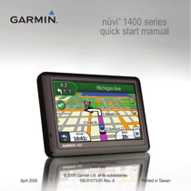 garmin nuvi 1450 owner s manual free pdf download 72 pages rh manualagent com garmin nuvi 1450 instruction manual garmin nuvi 1450 user guide