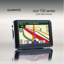 garmin nuvi 755 owner s manual free pdf download 76 pages rh manualagent com garmin nuvi 760 manual instructions garmin nuvi 760 manual download