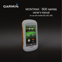 garmin montana 650t owner s manual free pdf download 70 pages rh manualagent com Garmin 650 Review Garmin 650 Minnesota