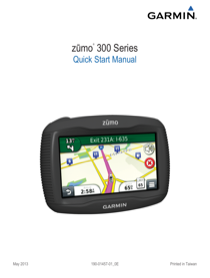 garmin zumo 300 owner s manual free pdf download 26 pages rh manualagent com zumo 550 owners manual garmin zumo 550 owner's manual