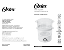 oster steamer manual product user guide instruction u2022 rh testdpc co