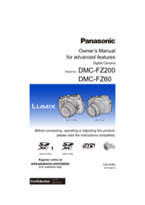panasonic dmc fz200 owner s manual free pdf download 220 pages rh manualagent com panasonic dmc fz200 user manual panasonic dmc fz200 user guide