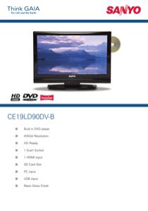 sanyo manual download