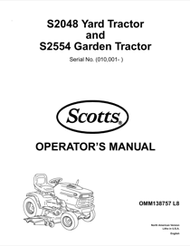 scotts s2048 operator s manual free pdf download 95 pages rh manualagent com Instruction Manual Instruction Manual Book
