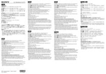 Sony SLT-A65VM Notes