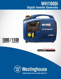 Westinghouse WH1000i Specification Sheet