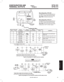 White Rodgers 1F79-111 White-Rodgers 70 Series Heat Pump Thermostat Wiring  diagram - Free PDF Download (1 Pages) | White Rogers Heat Pump Wiring Diagram |  | ManualAgent
