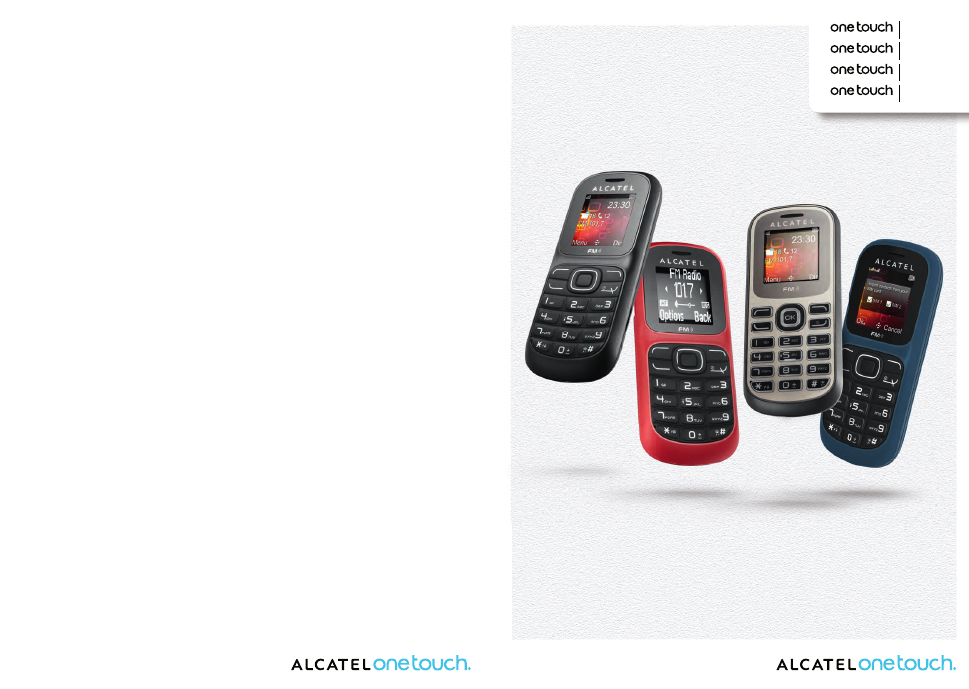 Alcatel OneTouch ONE TOUCH 217/217D Owner's Manual - Free