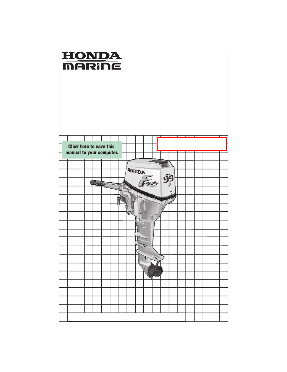 honda bf15 baas 1300001 1599999 owner s manual free pdf download rh manualagent com Outboard Motor Wiring Diagram 15 HP Evinrude Parts
