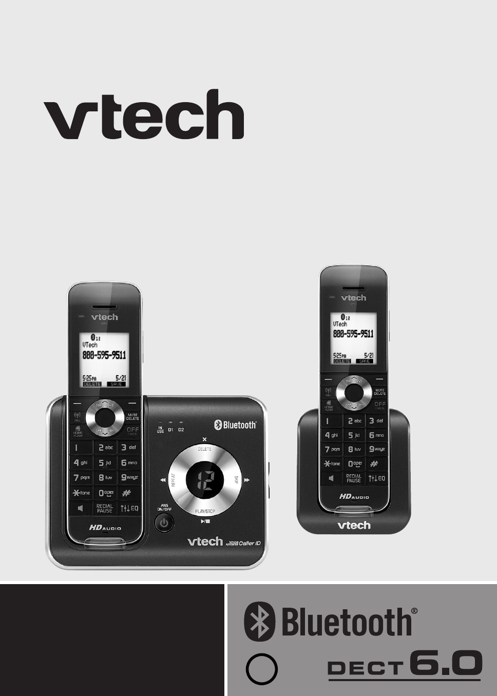 vtech dect manual good owner guide website u2022 rh calvida co VTech Phones Manuals DECT 6 0 CS6329 2 VTech Cordless Phone DECT 6 0 User Manual