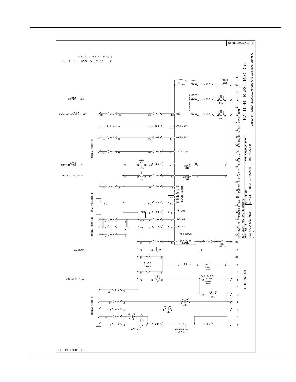 Baldor Ts25 Installation Manual