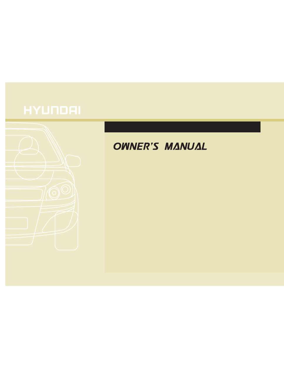 background image. All information in this Owner's Manual ...