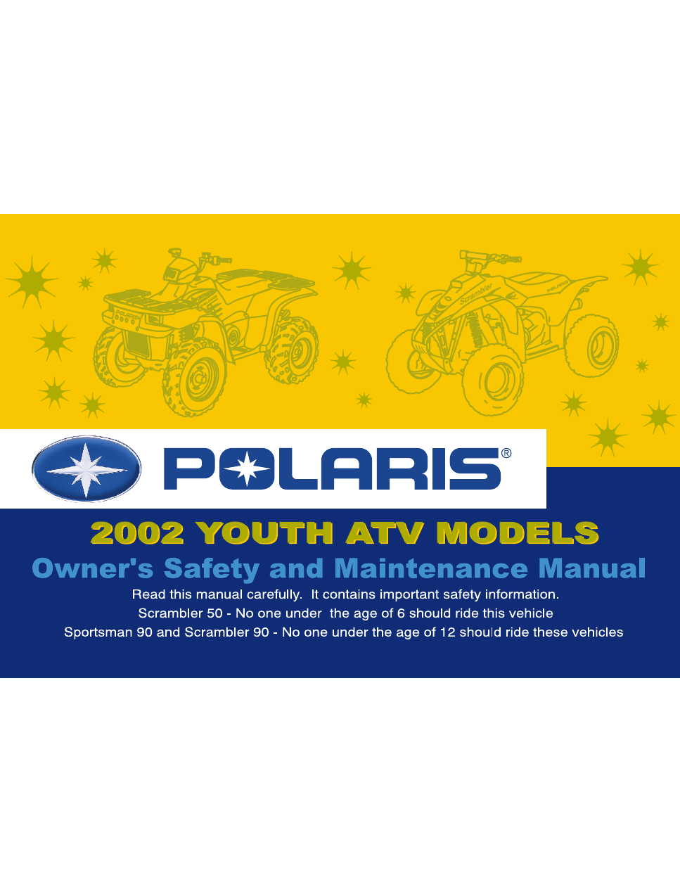 ... Array - polaris sportsman 90 owner u0027s manual free pdf download 220  pages rh manualagent com