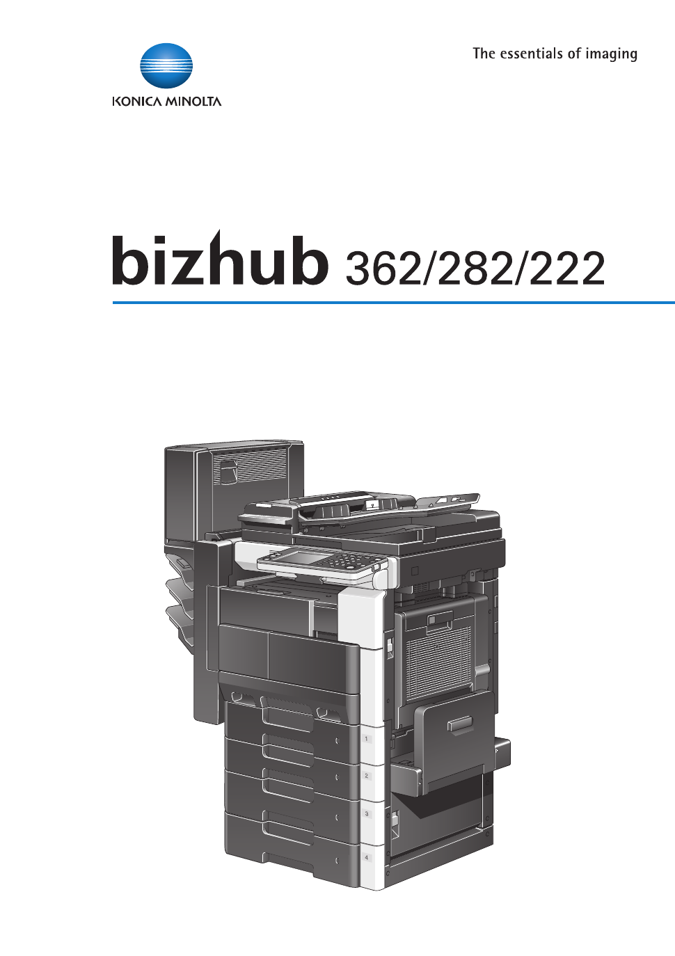 Konica Minolta Bizhub 222 User's Manual - Free PDF Download
