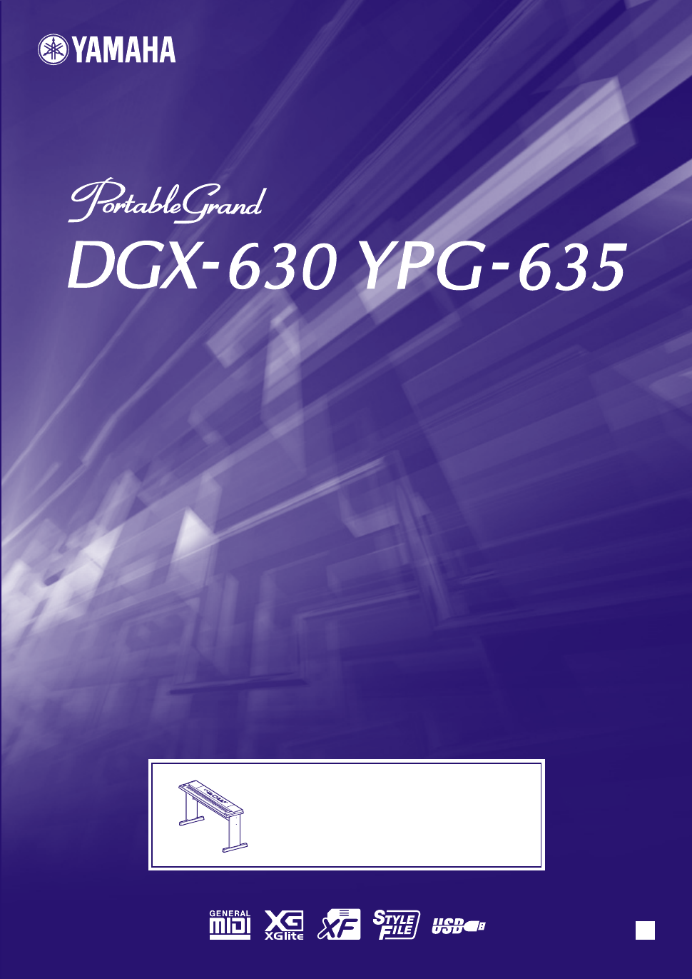 Yamaha DGX-630 Owner's Manual - Free PDF Download (154 Pages)