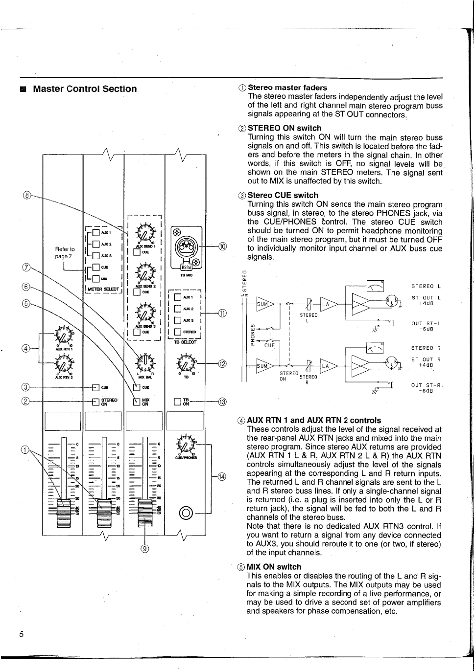 background image mw10 owner u0027s manual Array - yamaha mc1603 operation  manual page 6 free pdf download 61 pages rh manualagent com