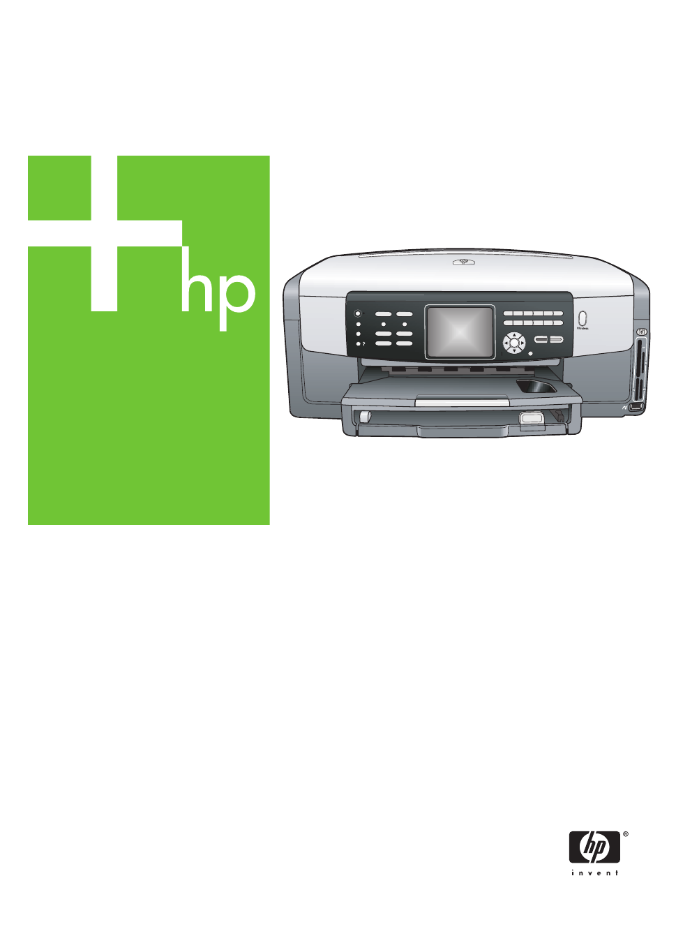 HP Photosmart 3310 All-in-One Printer User's Manual - Free
