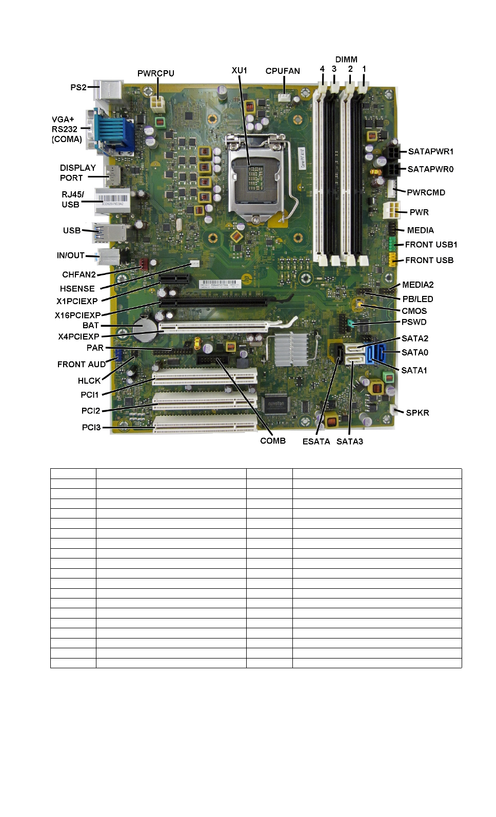 HP Compaq Elite 8300 Convertible Minitower PC Reference Guide | Page
