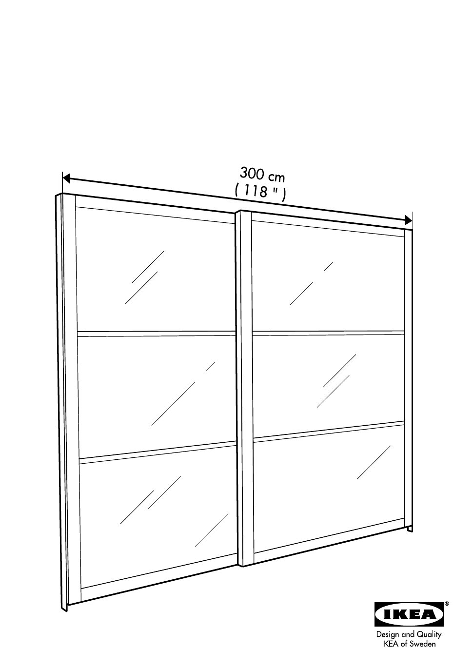 ikea pax lyngdal sliding doors assembly instruction free pdf rh manualagent com ikea pax installation manual ikea pax installation manual
