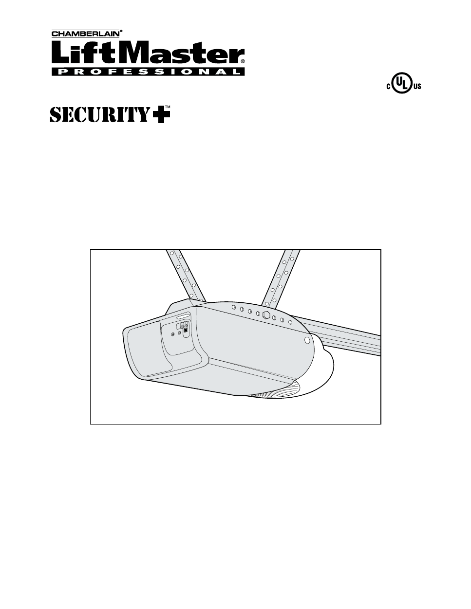 Chamberlain 2220 1 2 Hp User S Manual Free Pdf Download