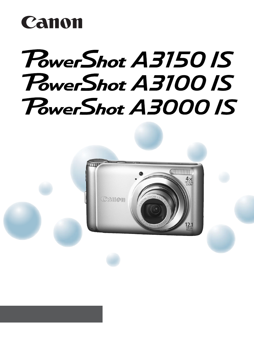 canon powershot a3000 is user s manual free pdf download 147 pages rh manualagent com canon a3000 manual canon powershot a3000is manual