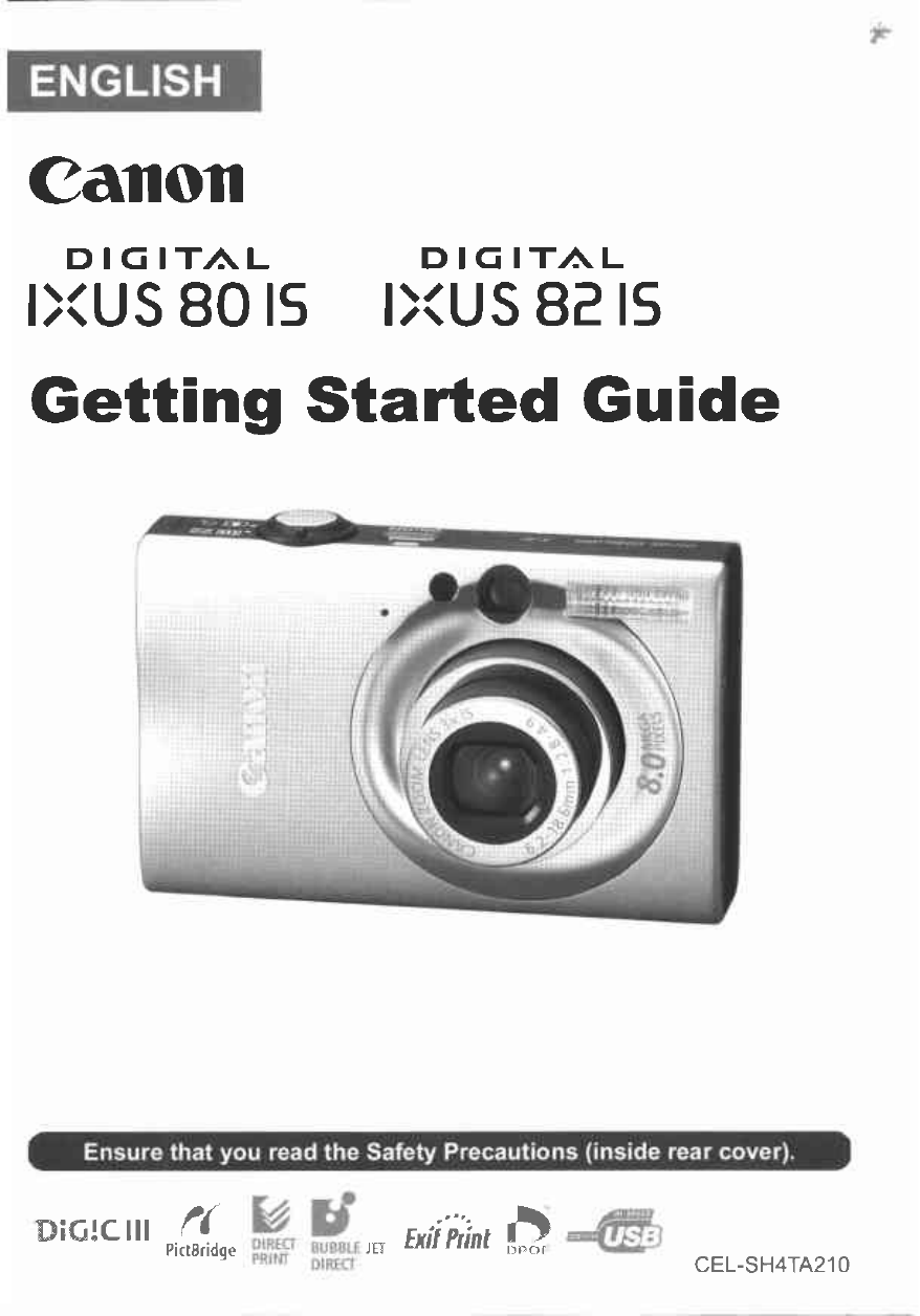 canon ixus 8015 user s manual free pdf download 36 pages rh manualagent com