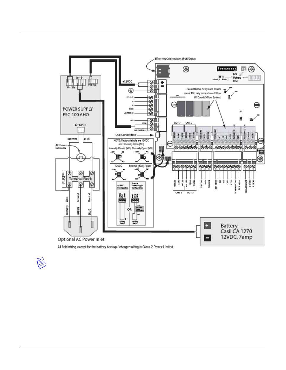 Honeywell Network Hardware Netaxs 123 Users Manual Page Bunn Grx Wiring Diagram Background Image