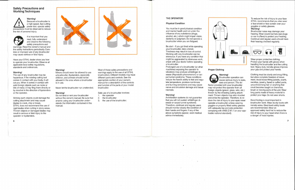 STIHL FS 44 Owner's Manual | Page 5 - Free PDF Download (29