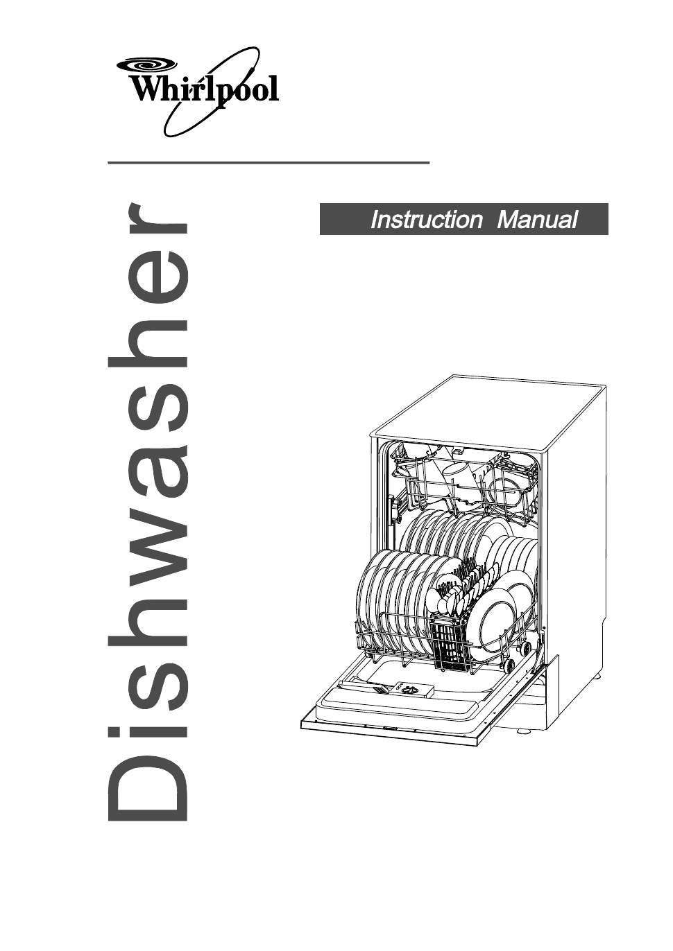 whirlpool whirlpool dishwasher adg 175 user s manual free pdf rh  manualagent com whirlpool 6th sense dishwasher instruction manual whirlpool  dishwasher ...