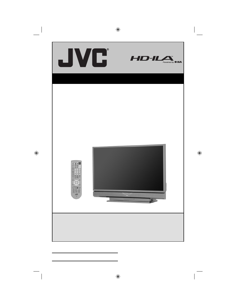 jvc hd 52fa97 user s manual free pdf download 88 pages rh manualagent com JVC Audio JVC AVCHD Everio