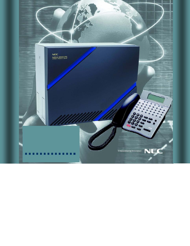 nec neax 2000 ips user s manual free pdf download 59 pages rh manualagent com nec 2000 ips hardware manual nec neax 2000 ips installation manual