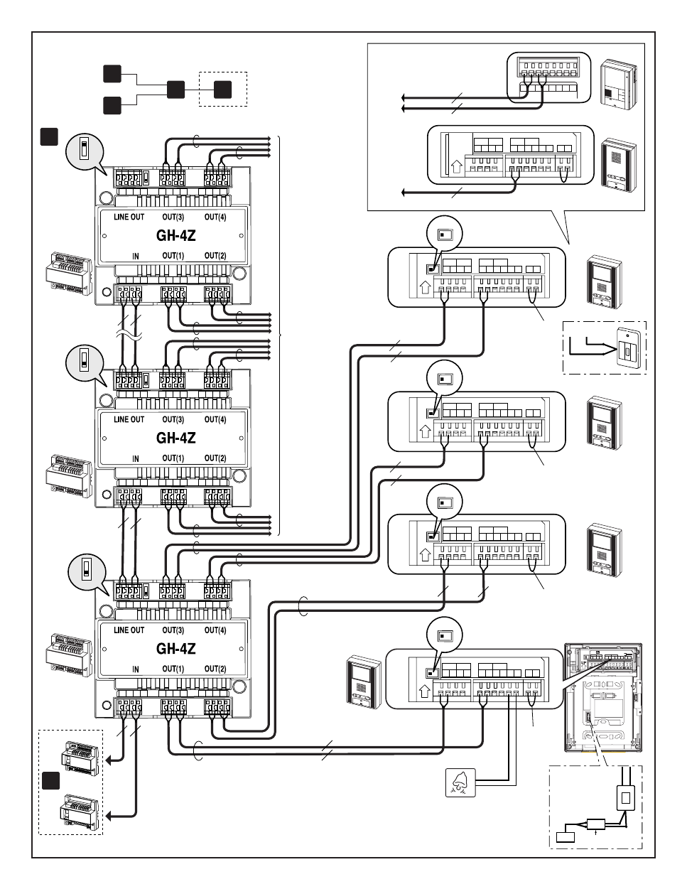 Aiphone Wiring - Wiring Diagrams on