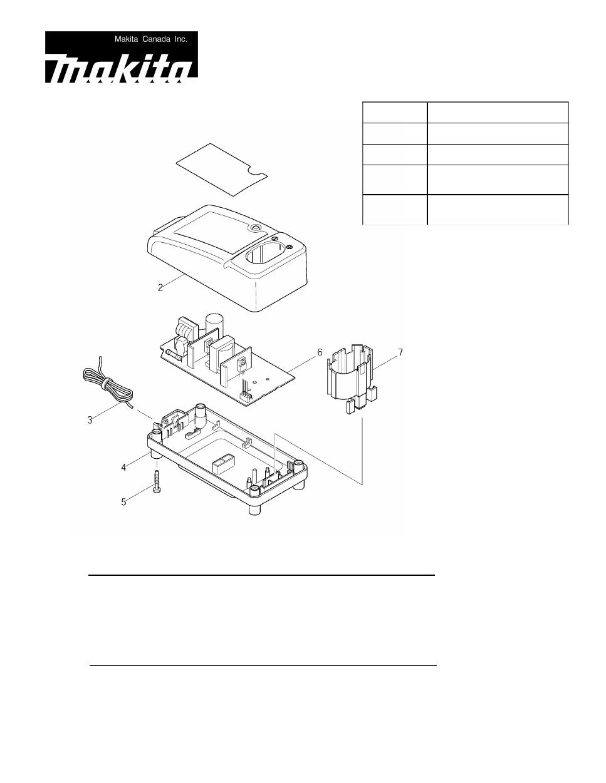 makita dc1804 mj user s manual free pdf download 1 pages rh manualagent com makita sp6000 user manual makita hm1400 user manual