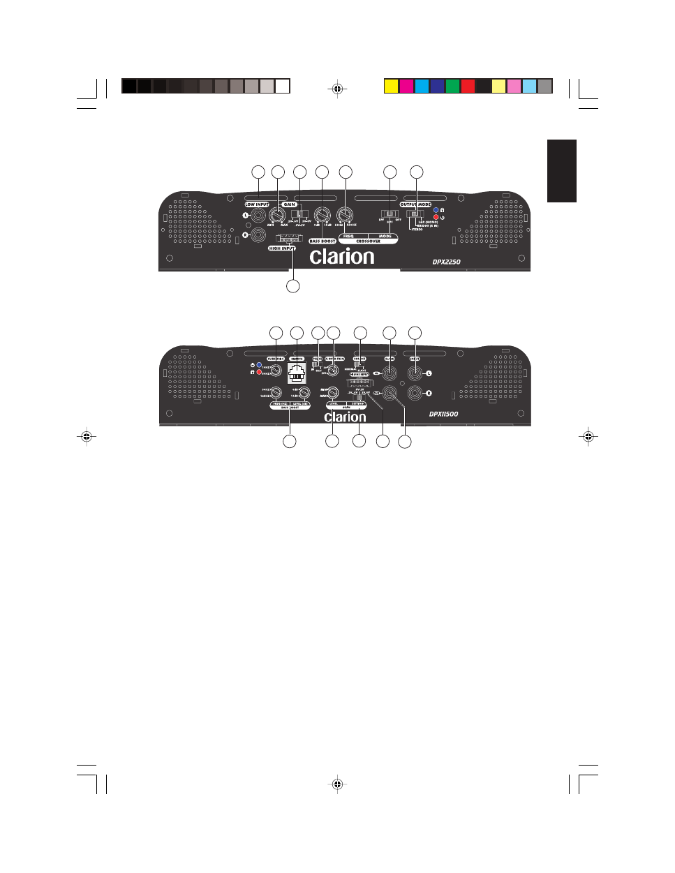 Clarion M5475 Wiring Diagram Rc Schematics Data Nx409 Color For Drb2475 Page 2 And Sony Car Cd Player
