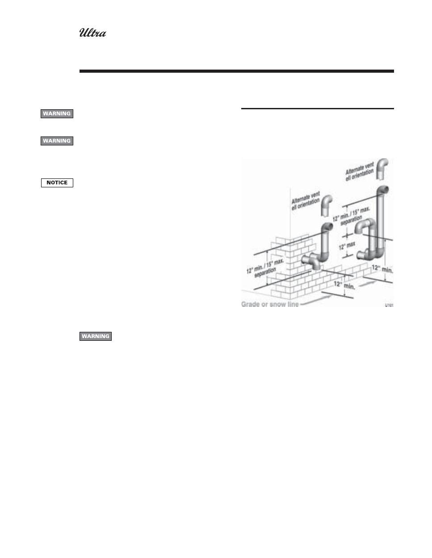 weil-mclain ultra 105 user u0026 39 s manual