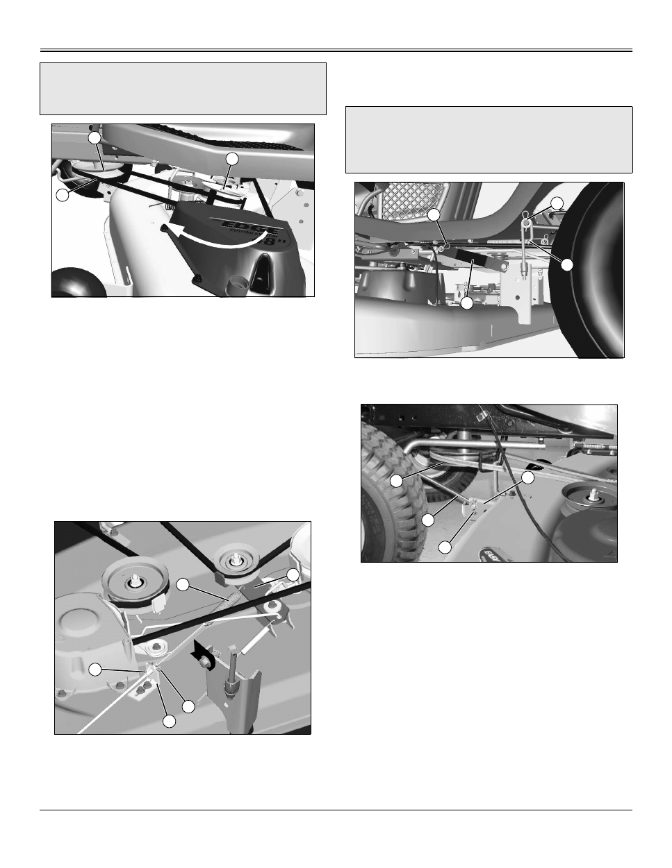 John Deere 100 Series User U0026 39 S Manual