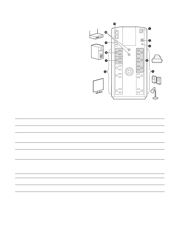 apc back ups xs 1300 manual pdf