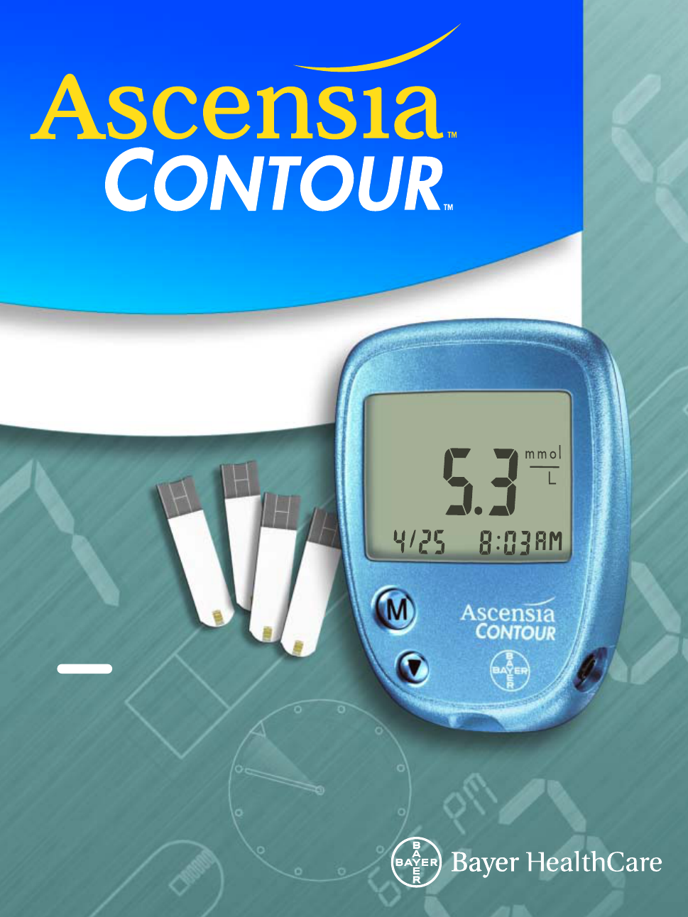Bayer Healthcare Ascensia Contour Blood Glucose Monitoring