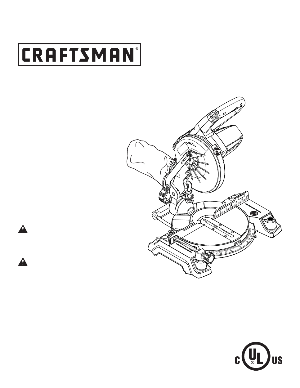 craftsman c3 19 2-volt 7 1  4-in  cordless miter saw owner u0026 39 s manual